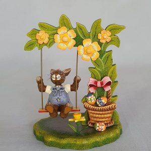 Kunststube Siegel Hubrig Sabinchen´s Blumenschaukel
