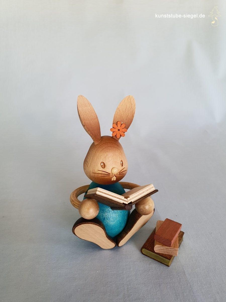 Kuhnert Stupsi Hase mit Büchern