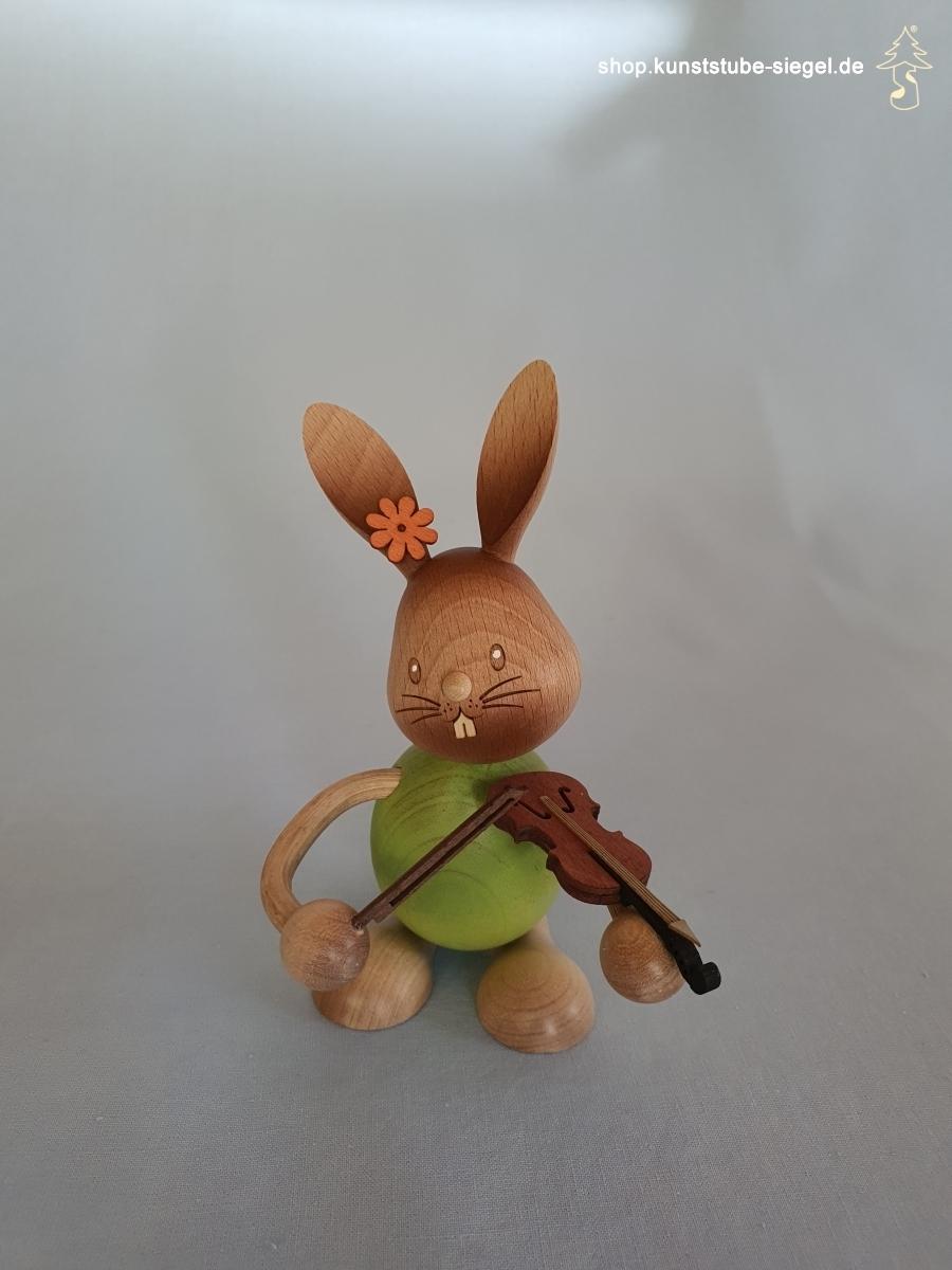 Kuhnert Stupsi Hase mit Geige