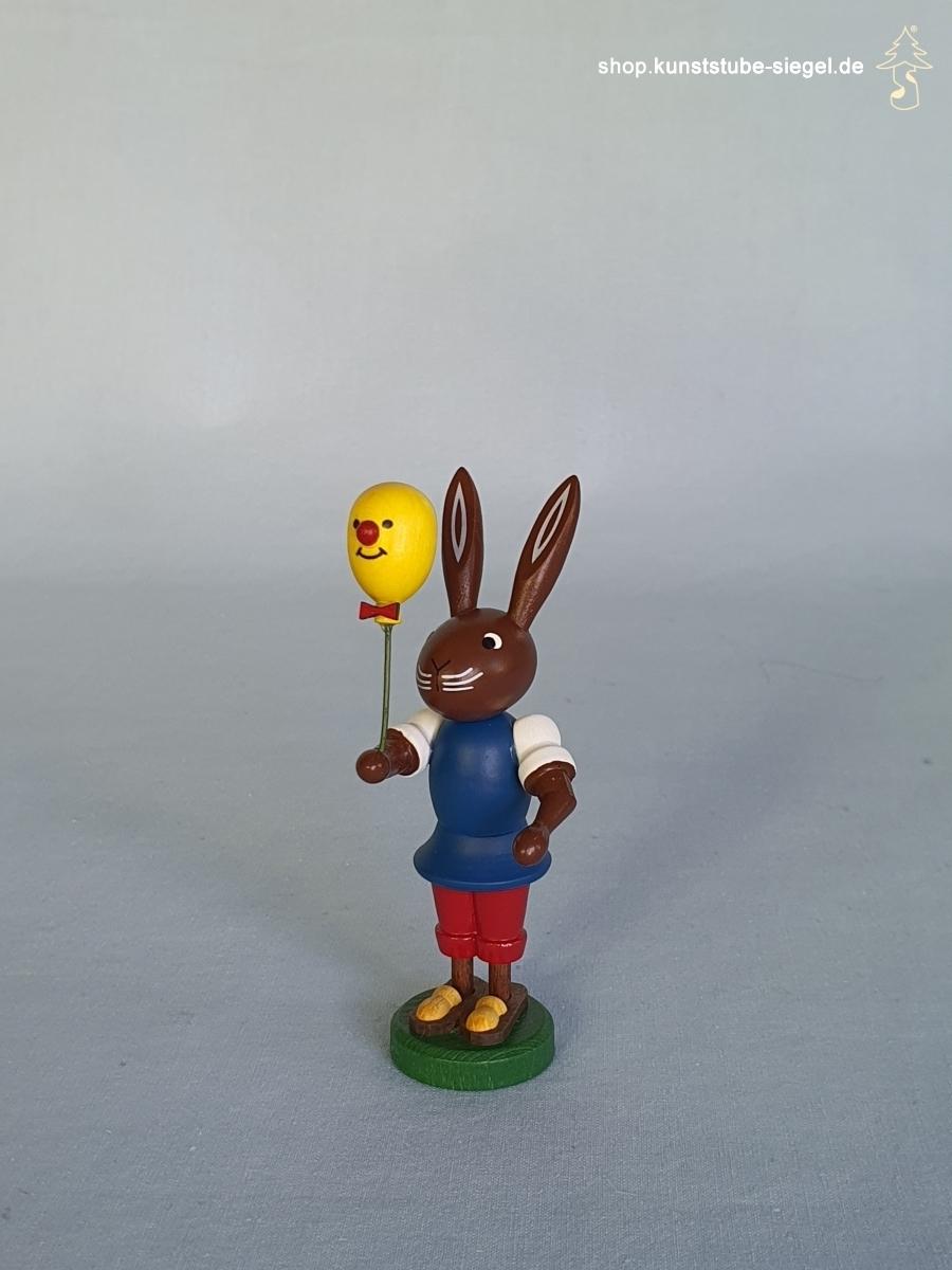Preissler Hase mit Luftballon