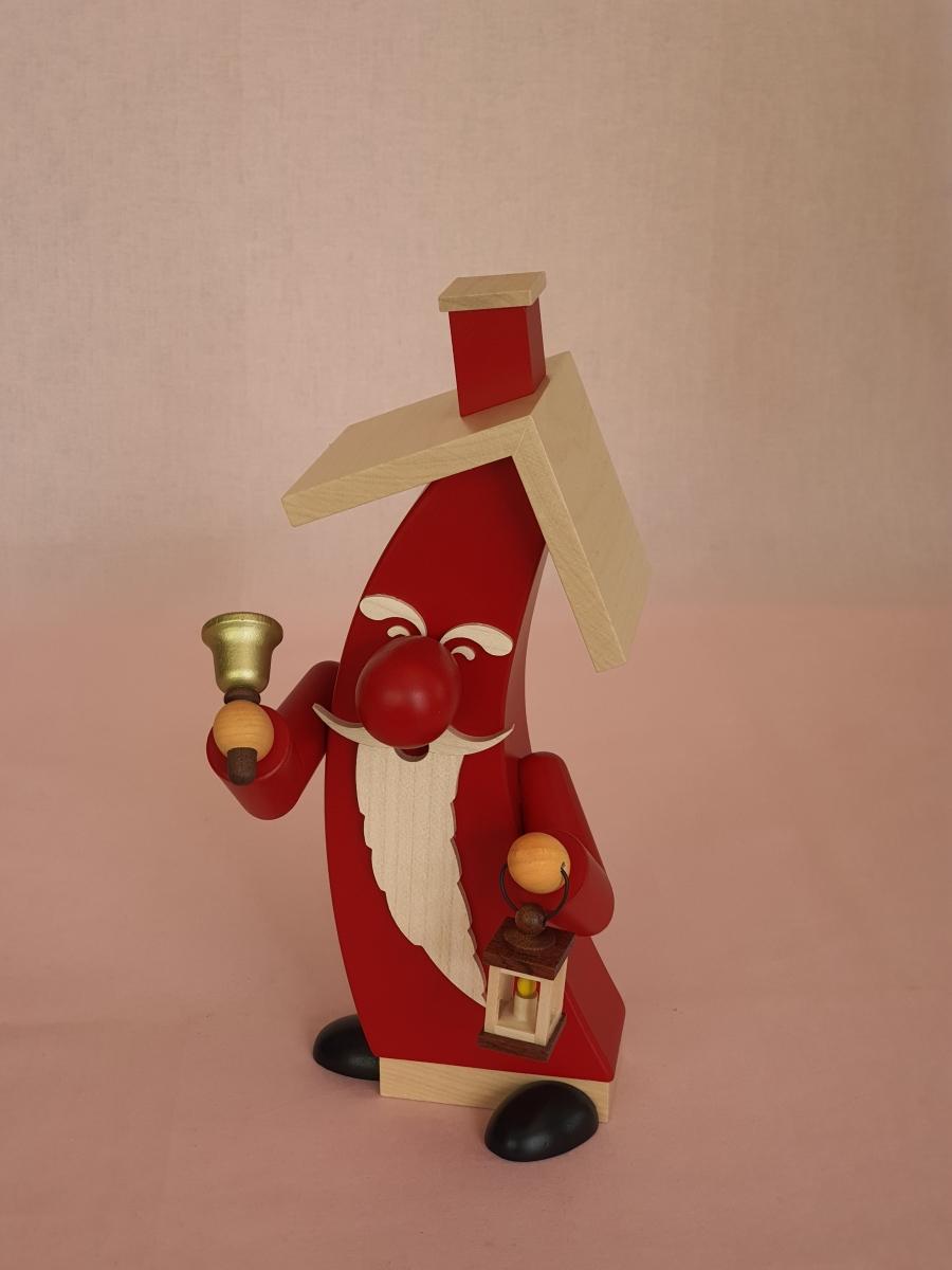 Moderne Räucherkanne Weihnachtsmann