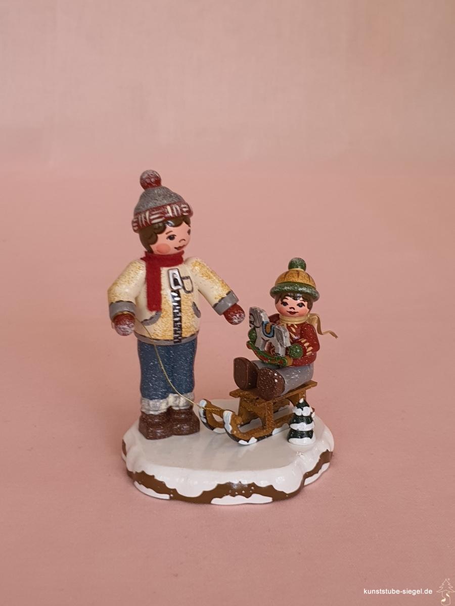 Hubrig Beste Freunde Winterkinder