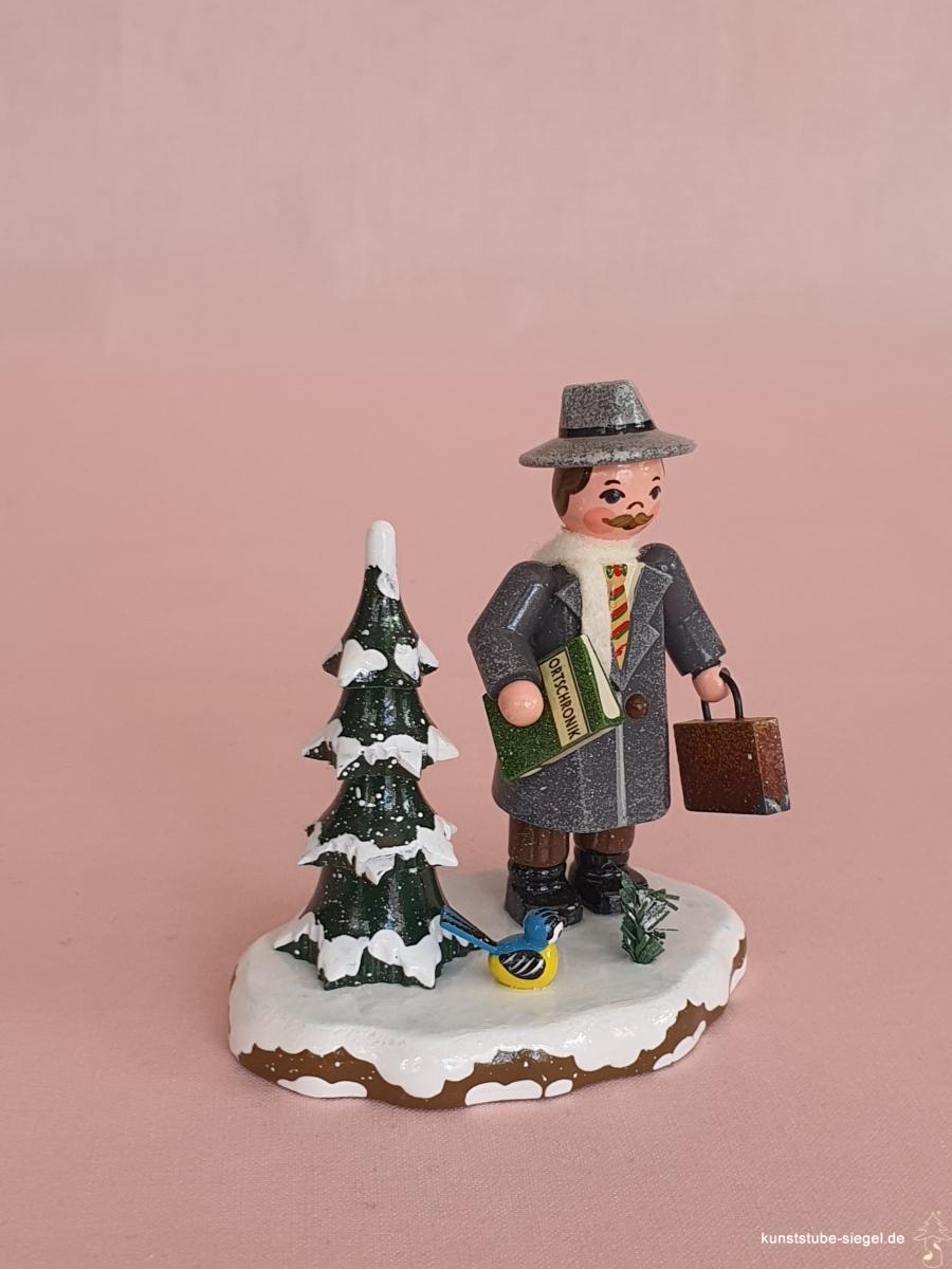 Hubrig Bürgermeister Winterkinder