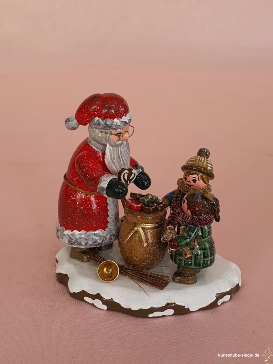 """Hubrig """"Danke lieber Weihnachtsmann"""" Winterkinder"""