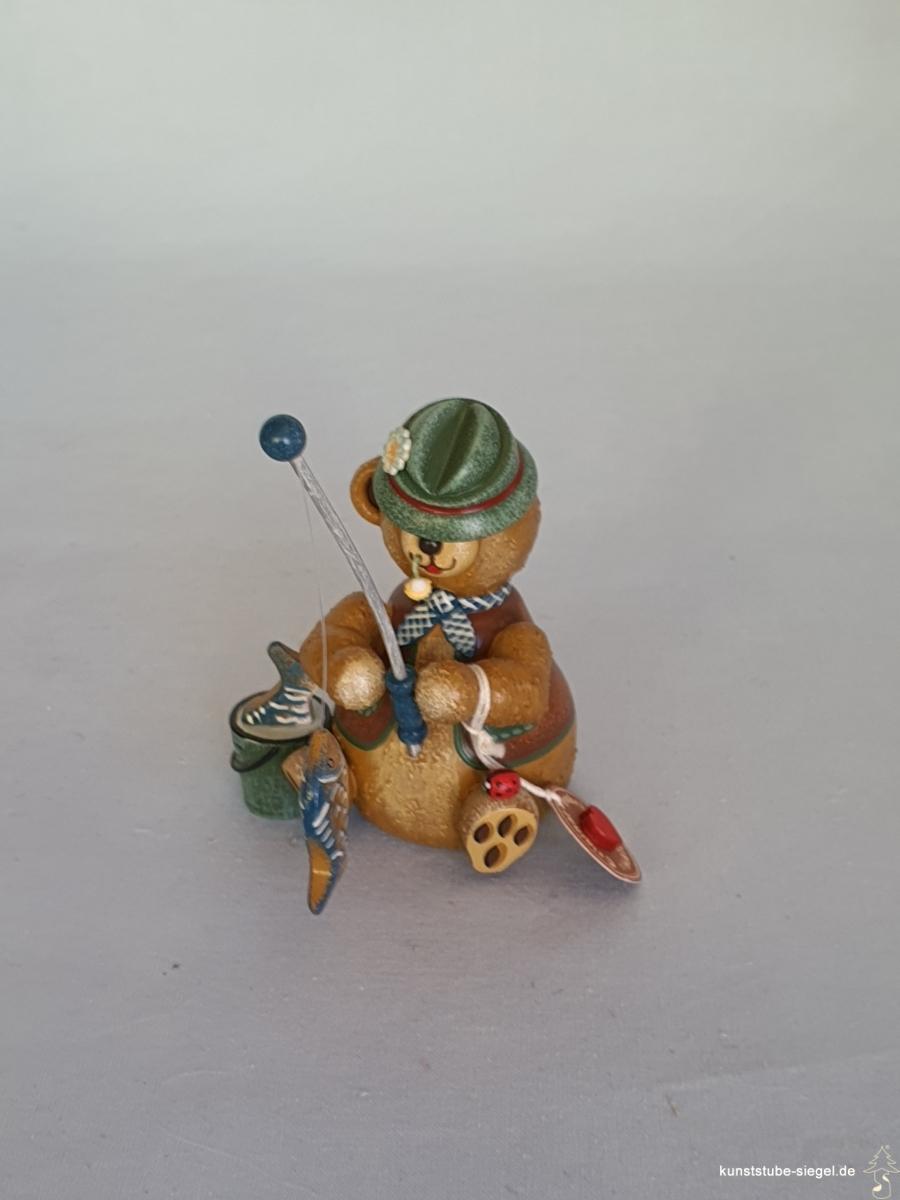 Hubrig Hubiduu Teddybär Angler