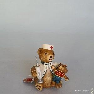 """Hubrig Hubiduu Teddybär """"Erste Hilfe"""""""