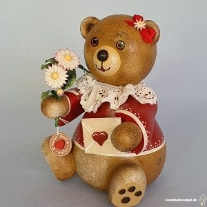 Hubrig Hubiduu Teddybär Herzenssache