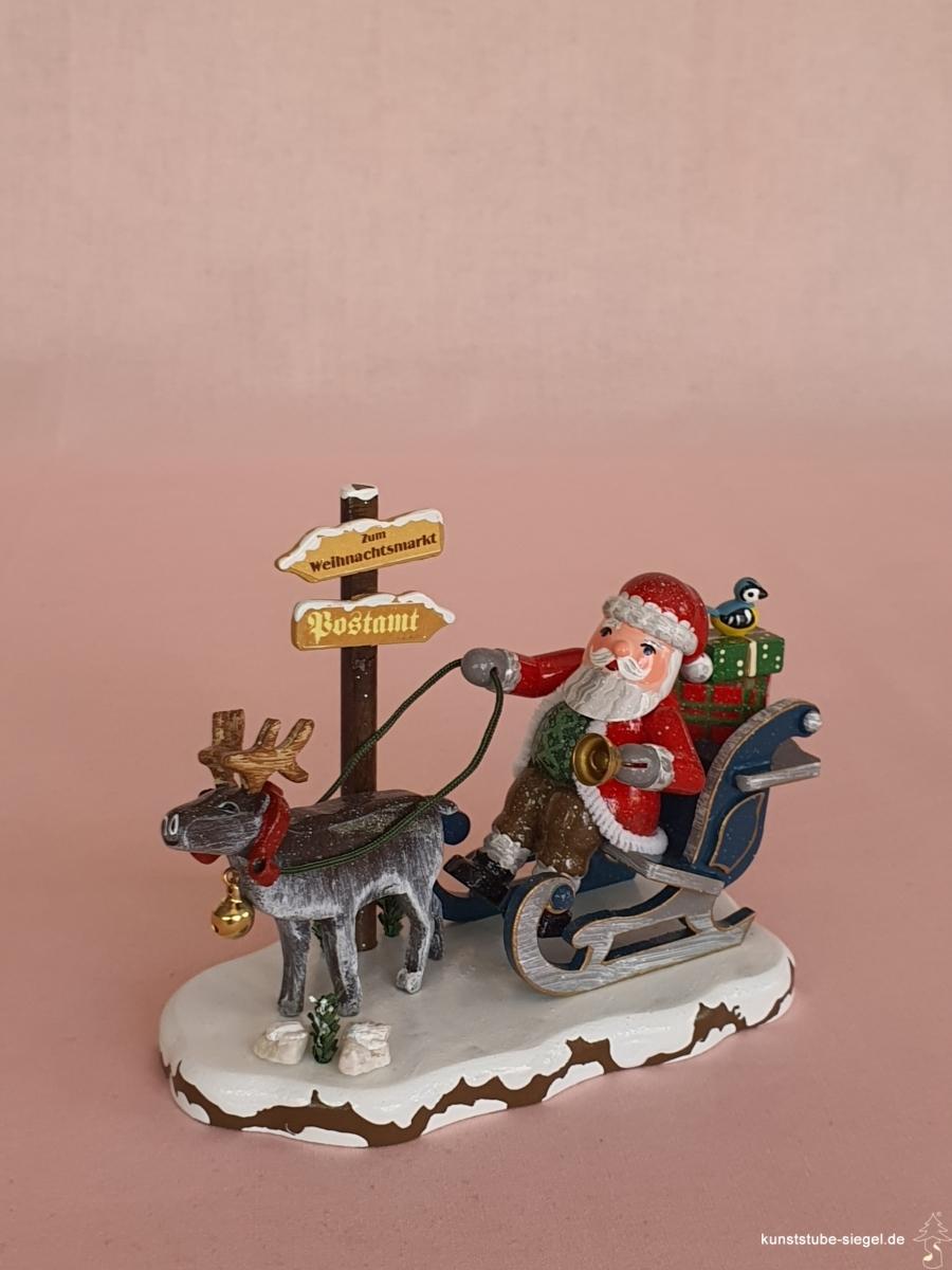 Hubrig Hurra, der Weihnachtsmann kommt Winterkinder