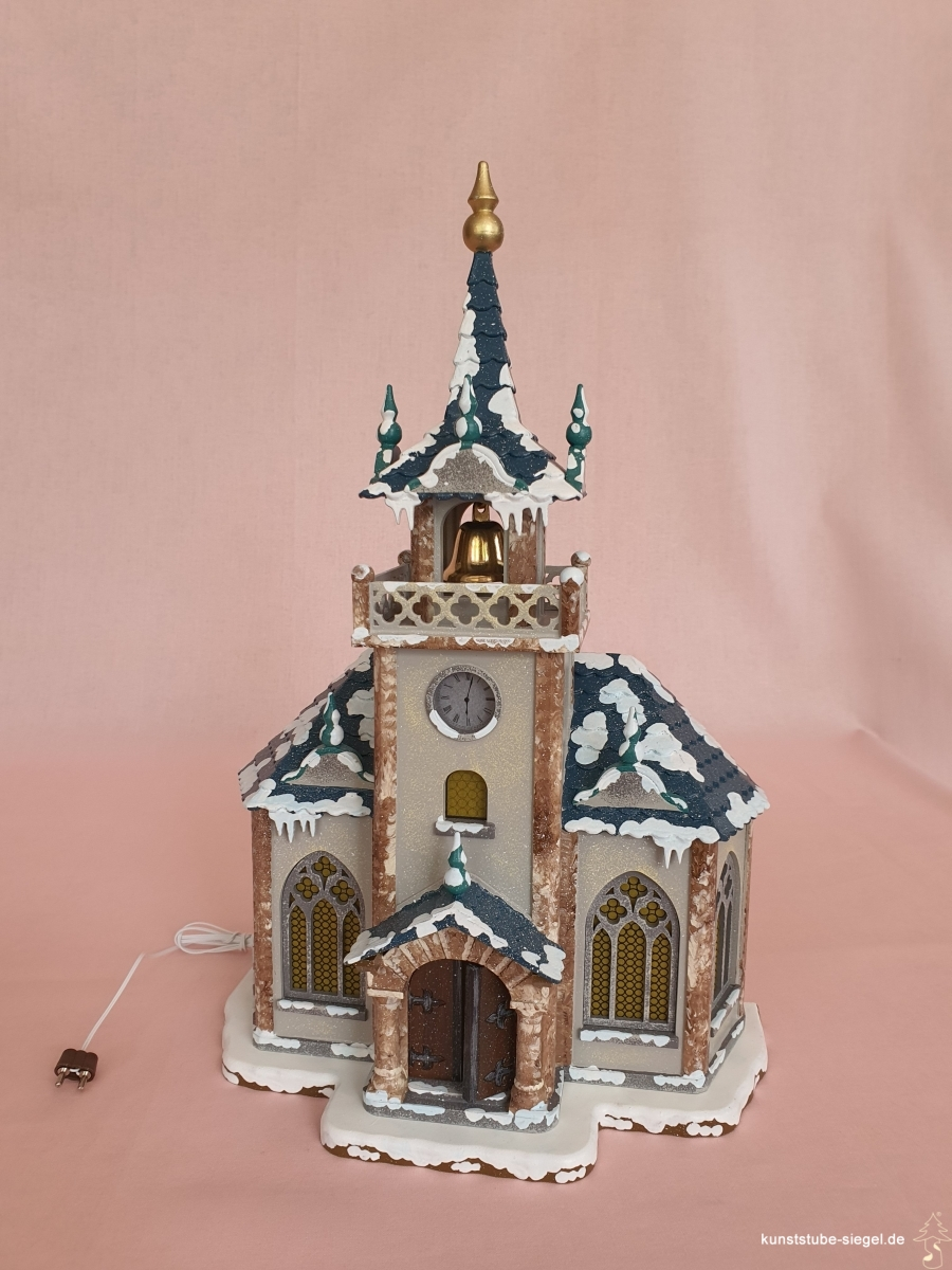 Hubrig Kirche Winterhaus elektrisch