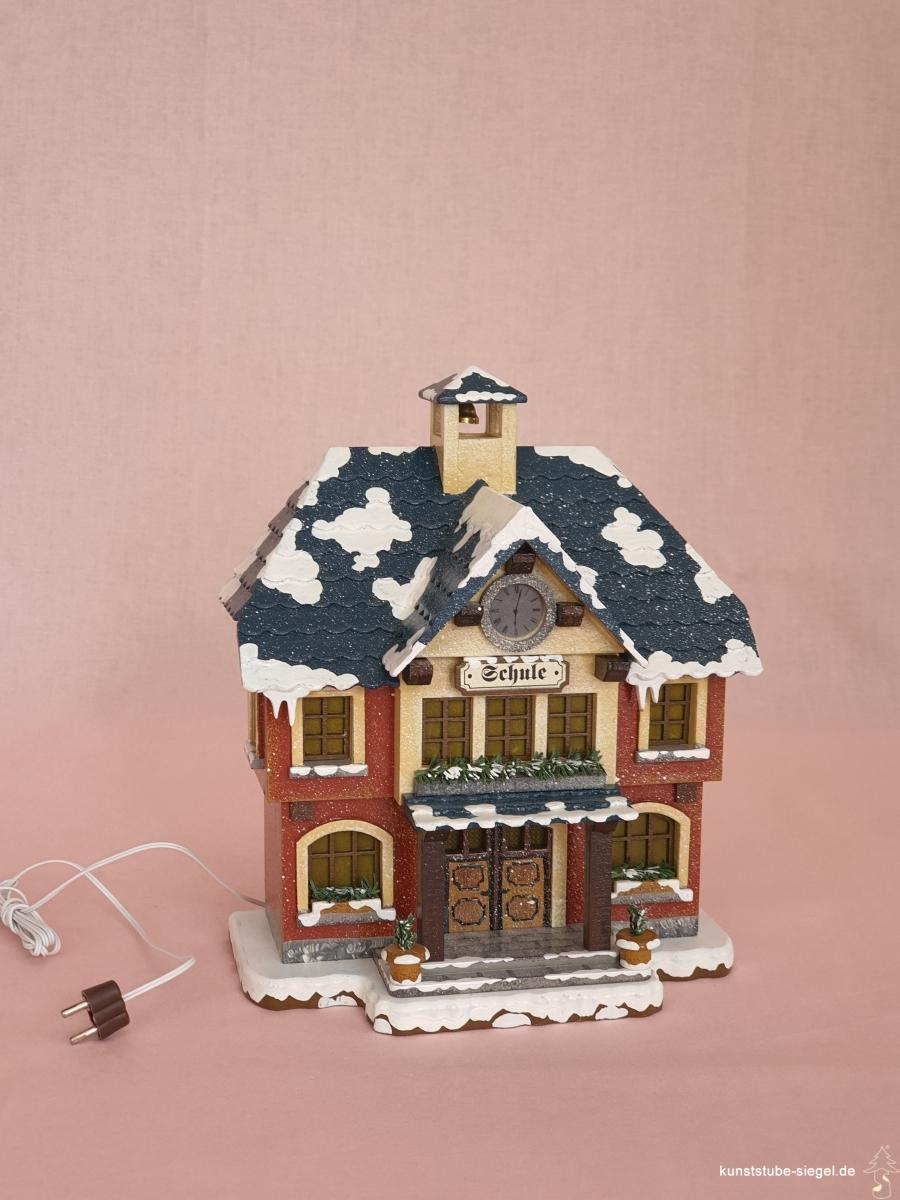 Hubrig Schule Winterhaus elektrisch