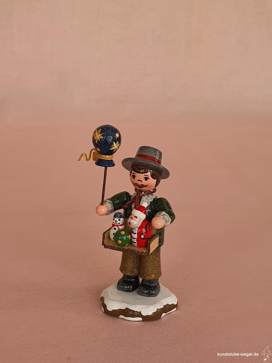 Hubrig Spielzeughändler Winterkinder