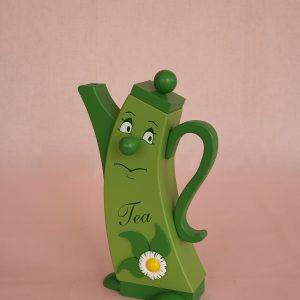 Moderne Räucherkanne Tee