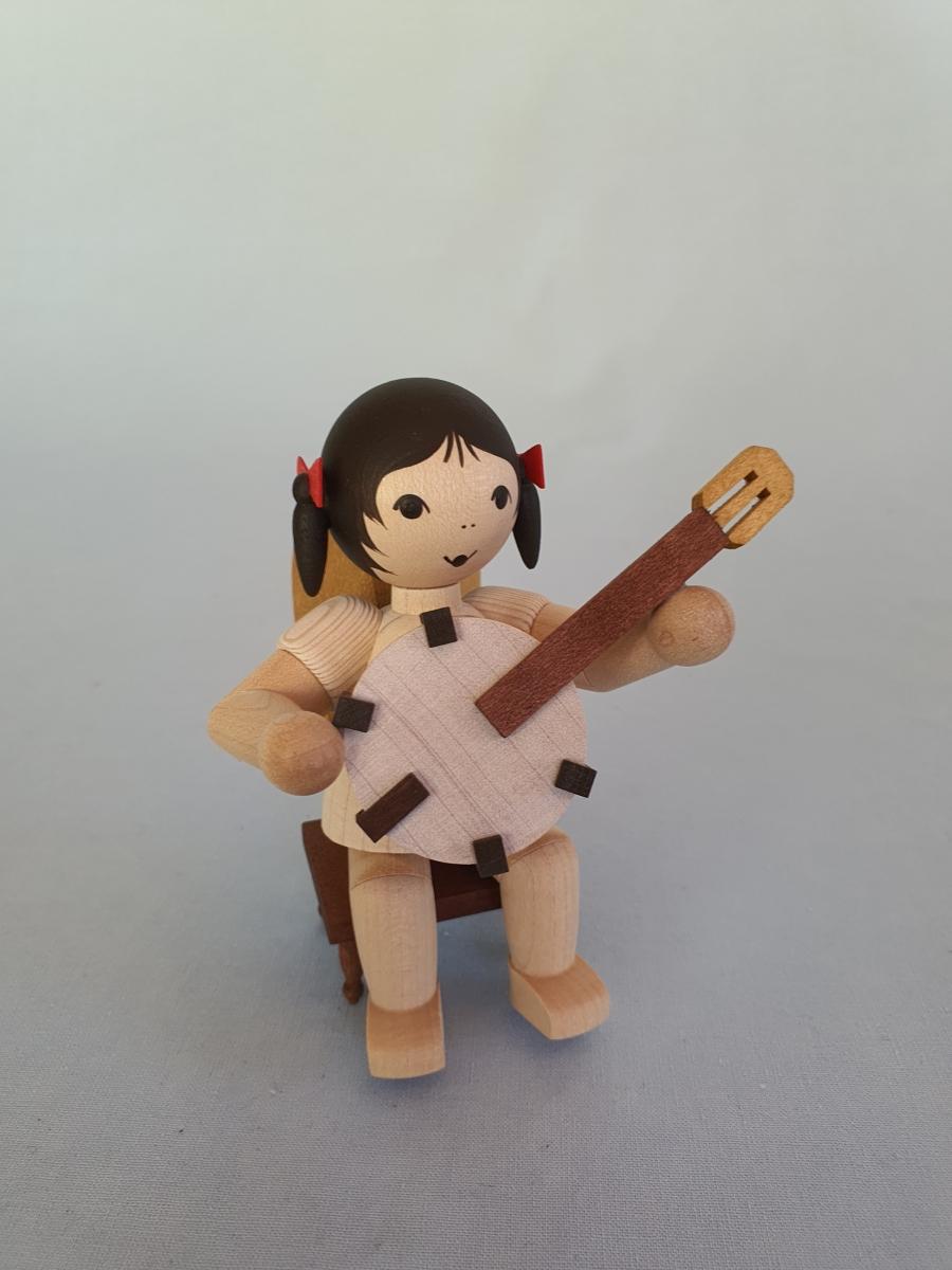 ulmik-schleifenengel-gebeizt-mit-banjo-stehend