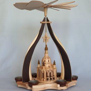 Kunststube Siegel design-pyramide-dresdner-frauenkirche-gross
