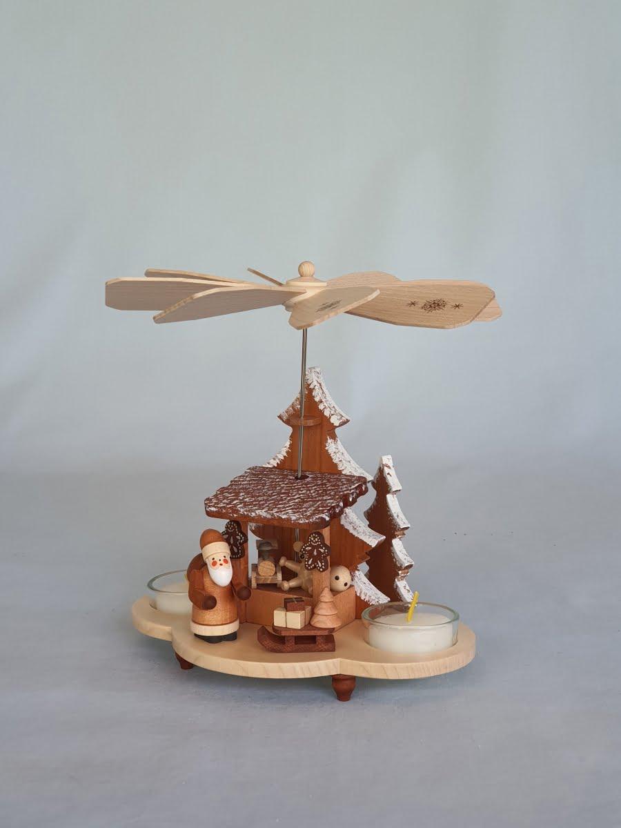 ulbricht-teelichtpyramide-weihnachtsmann-auf-striezelmarkt-natur-klein